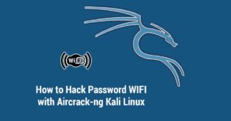 How to Hack WIFI Password WPA WPA2 with Aircrack-ng Kali Linux