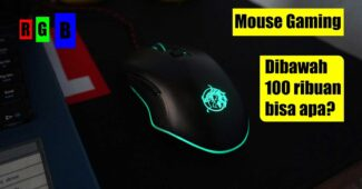 Mouse Gaming Murah Imperion S110