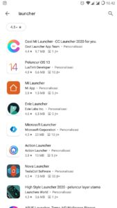 Download Launcher Android