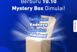 Promo Hosting Discount 100% Mystery Box IDCloudHost